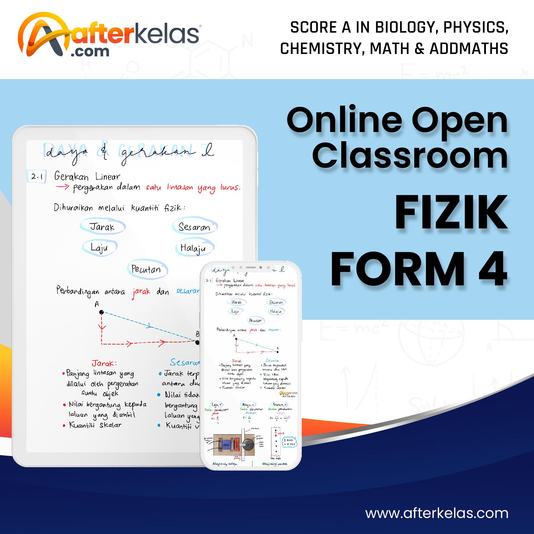 F4 fizik