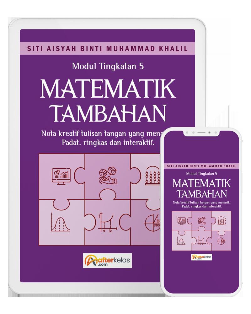 f5 bm - matematik tambahan