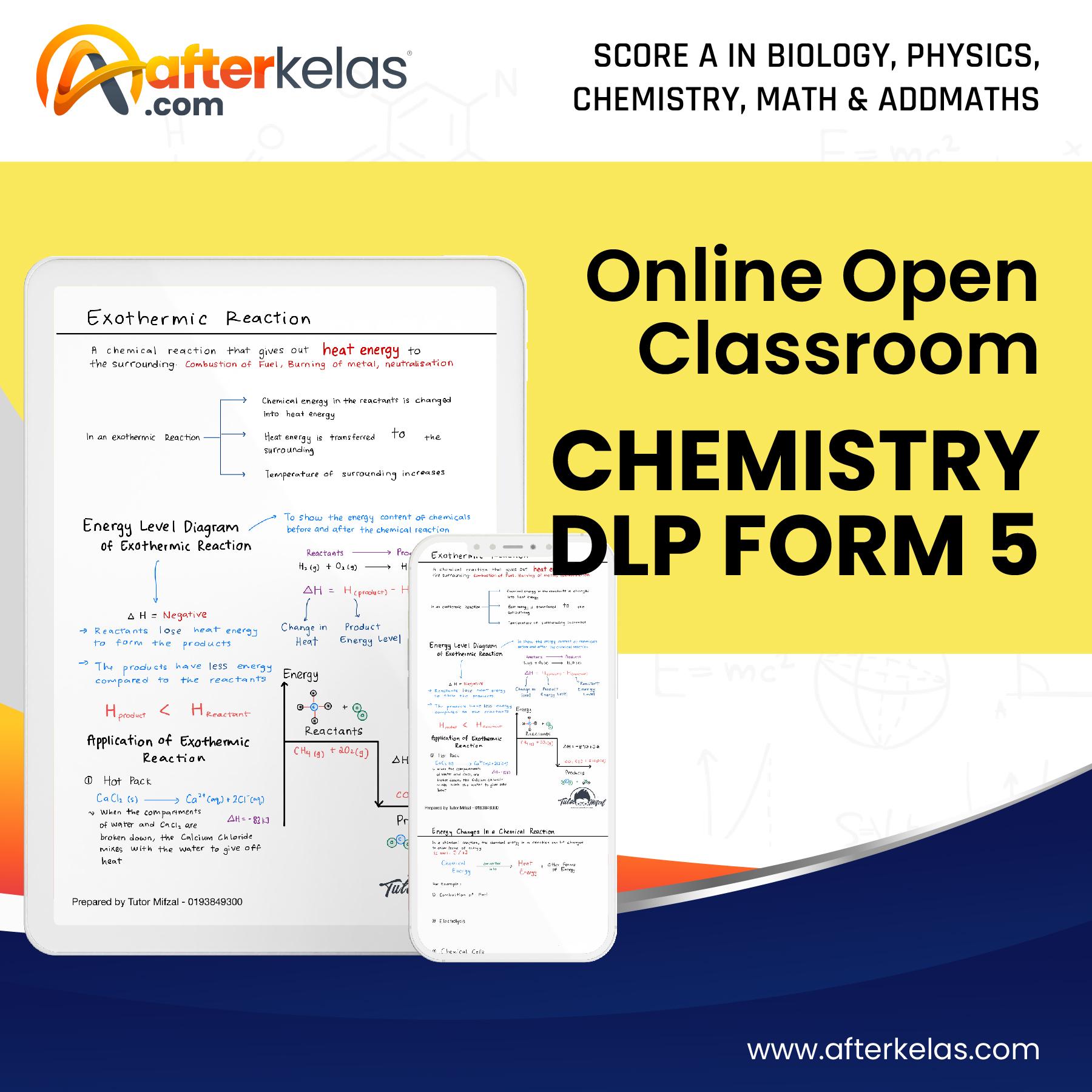 f5 chemistry dlp