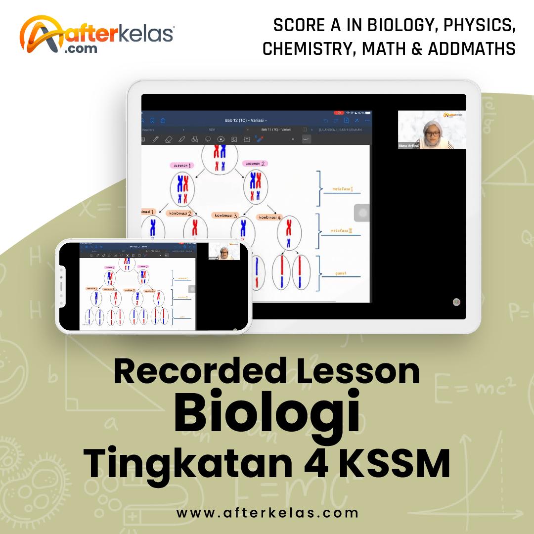 f4 bm biologi