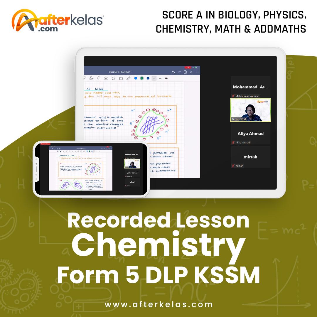 f5 english dlp chemistry